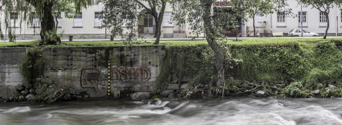 río urbano