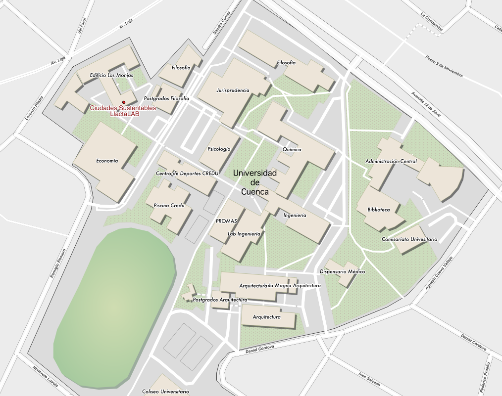 Mapa Llactalab
