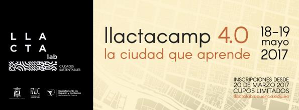 FACEBOOK LLACTACAMP 4.0