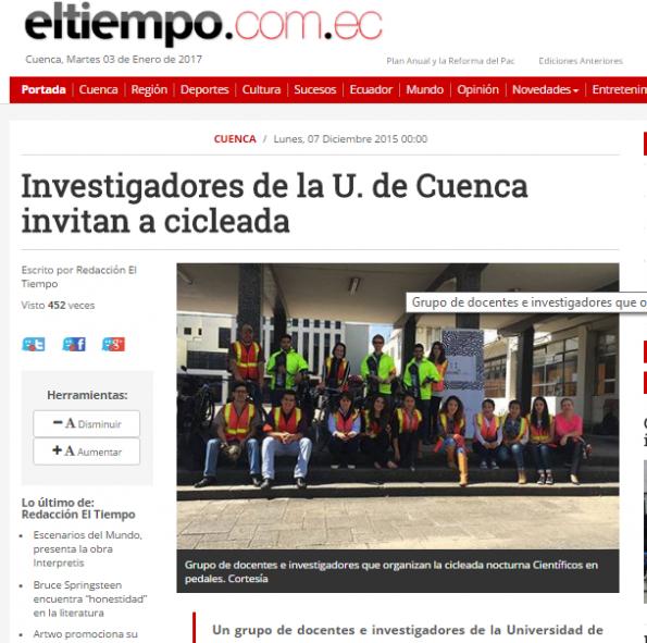 investigadores-de-la-u-de-cuenca-invitan-a-cicleada